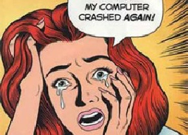My Computer crashed again