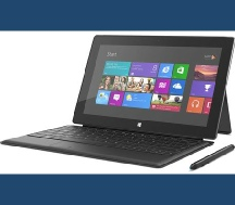 Mountain Stream Ltd - Microsoft Surface Pro Repairs in Reading